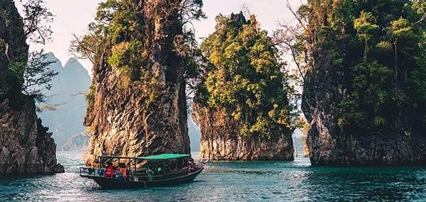 Thailand Rundreisen & Baden