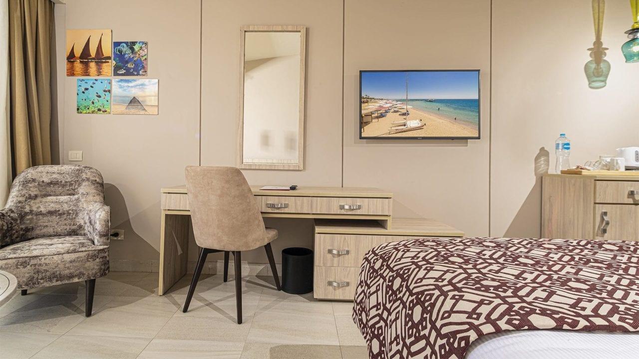 Abu Soma Resort Doppelzimmer